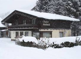 Holiday Home Saalach Saalbach Hinterglemm
