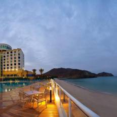 Oceanic Khorfakkan Resort Spa