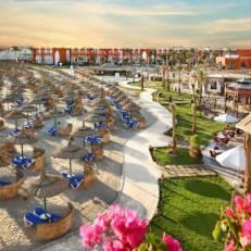 Sunrise Select Garden Beach Resort & Spa Hurghada
