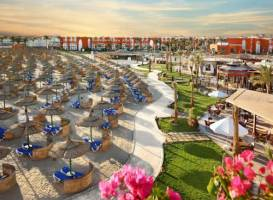 Sunrise Select Garden Beach Resort & Spa Hurghada