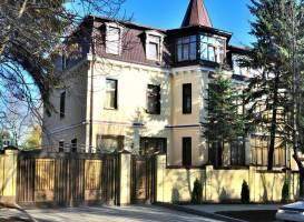 Sanatoriy Imeni Anzhievskogo - Korpus Villa German