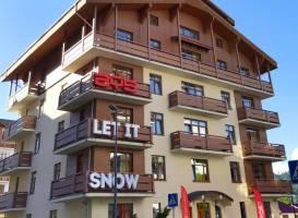 AYS Let It Snow Hotel