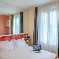 Hotel Olympic by Patrick Hayat
