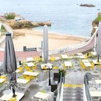 Hotel Les Baigneuses de Biarritz