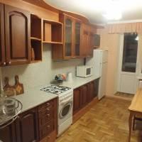 Apartment on Aktyubinskaya 11