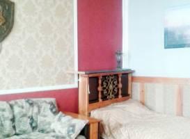 On Komsomolskaya Apartment