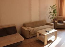 Apartment at Komsomolskaya