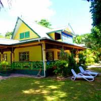 Anse Severe Beach Villa Apt