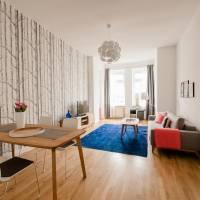 Design Apartment in der Leipziger Sudvorstadt