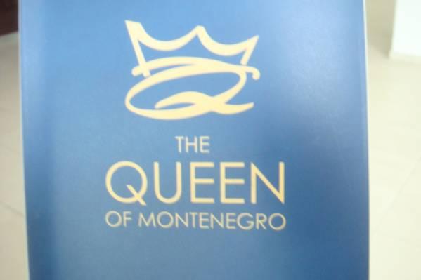 The Queen of Montenegro