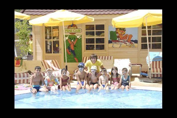 Мини-клуб и детский бассейн