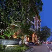 Floral Hotel - Dolphin Circle Pattaya