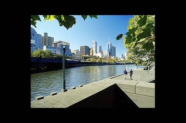 Набережная в Мельбурне