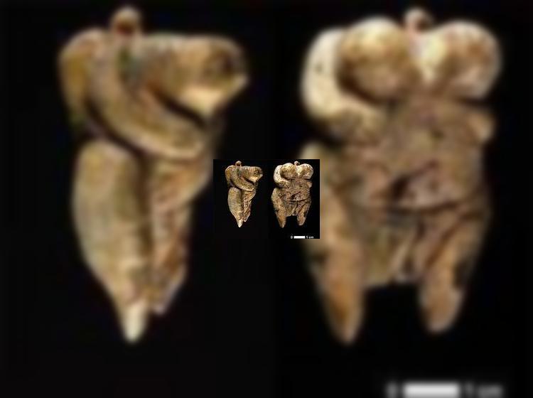 В Германии обнаружена древнейшая «венера»