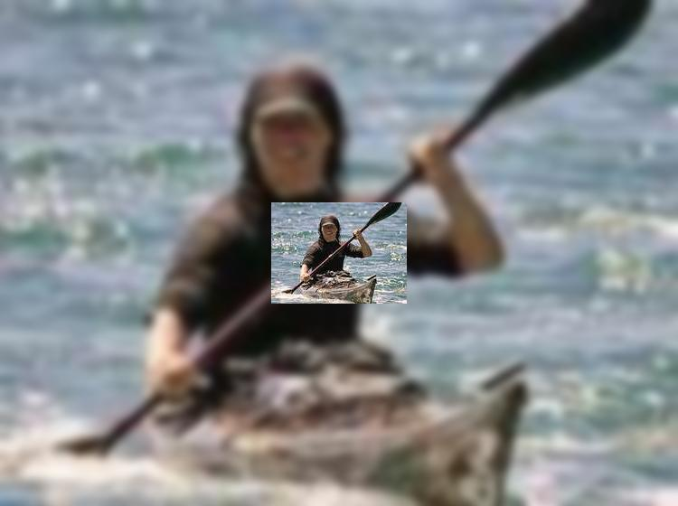 Австралия: большое плавание на маленьком каяке