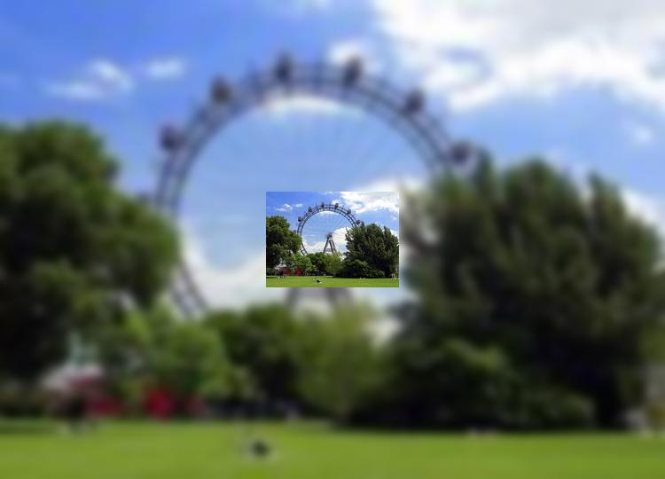 Австрия: в Вене ЧМ-2010 по футболу посмотрят на колесе обозрения