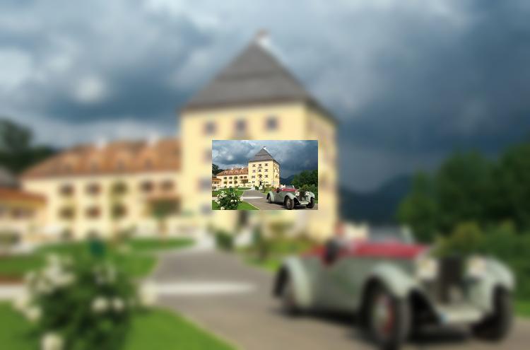 Австрия: «отель из кино» на озере Фушль