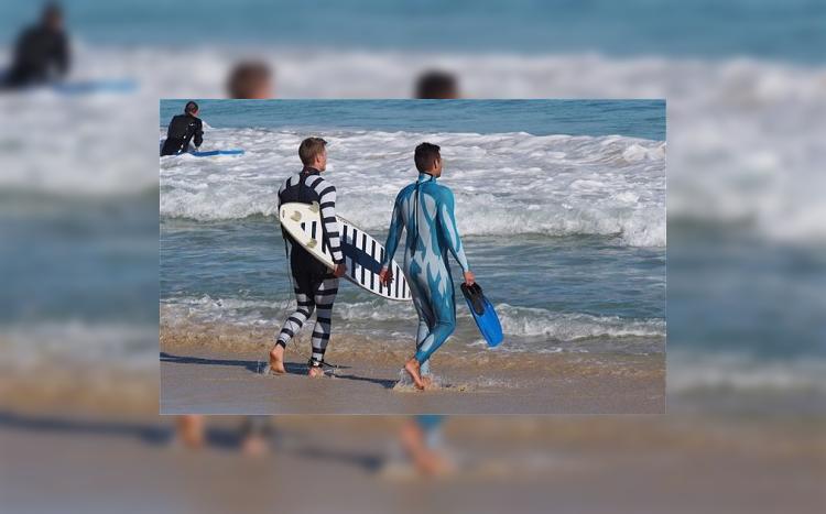 В Австралии разработаны гидрокостюмы, спасающие от акул