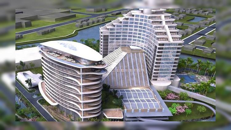 Австралия: На «золотом побережье» появится шестизвёздочный отель