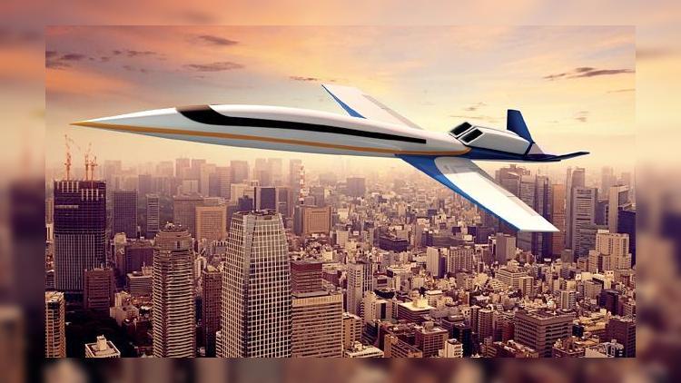 Австралия: Сверхзвуковой пассажирский самолёт появится к 2018 году