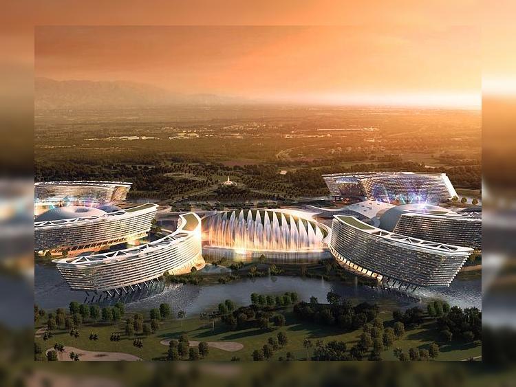 Австралия: Где будет находиться самый большой отель в мире?