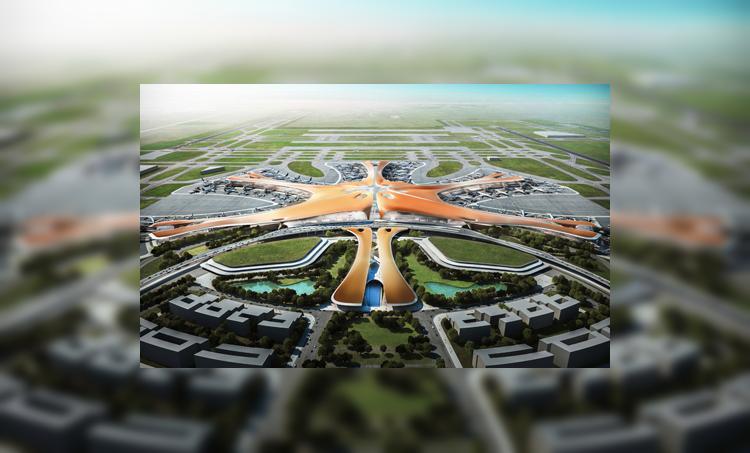 Китай: В новом аэропорту Пекина построят 7 взлётно-посадочных полос