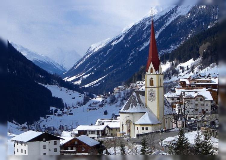Австрия: Тироль открыл горнолыжный сезон