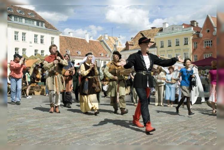 В апреле Стокгольм погрузится в Средневековье