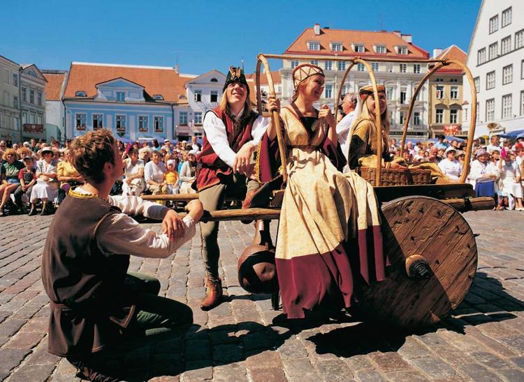 Столицу Швеции засосёт темное Средневековье