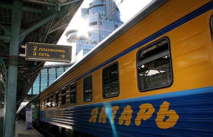 Билеты на поезда до Калининграда будут продаваться за 90 дней до поездки