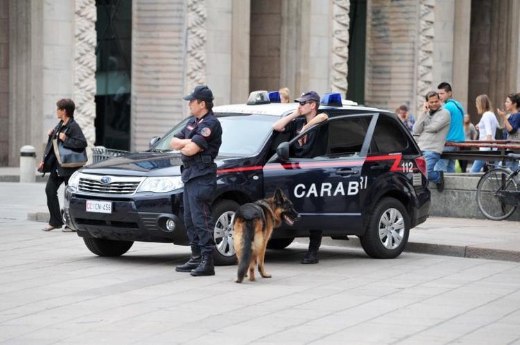 Нарушителей порядка в Риме не пустят в центр города