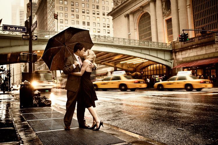 Париж уступил звание «самого романтичного» города мира