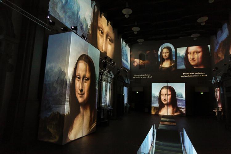 Почему крупнейшая выставка работ Леонардо в Париже пройдет без «Мона Лизы»