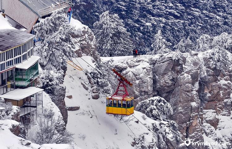 В Крыму могут построить горнолыжный курорт. Эксперты исследуют Чатыр-Даг и Ай-Петри