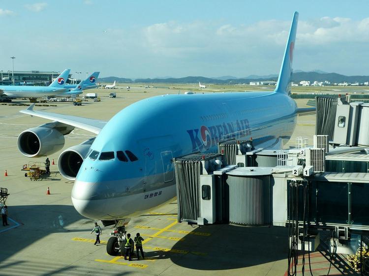 Корейцы нашли способ сократить время нахождения в аэропорту на треть, Туристам Коломны, паспорт Отпуск Аэрофлот аэропорт