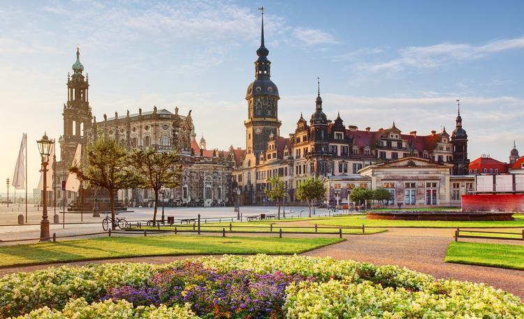 Из музея в Дрездене за пару минут преступники вынесли сокровища на миллиард евро