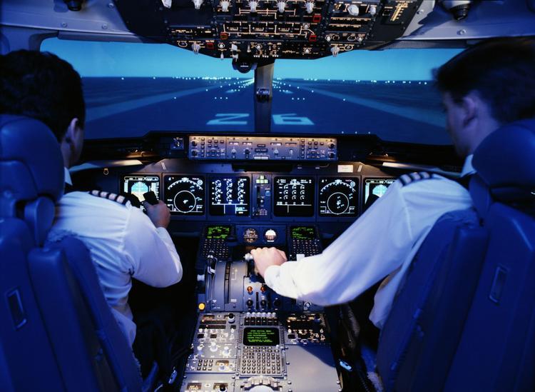 Революция в мире авиации. В самолетах появится кнопка, с помощью которой посадить машину сможет даже пассажир, Туристам Коломны, США виза аэропорт
