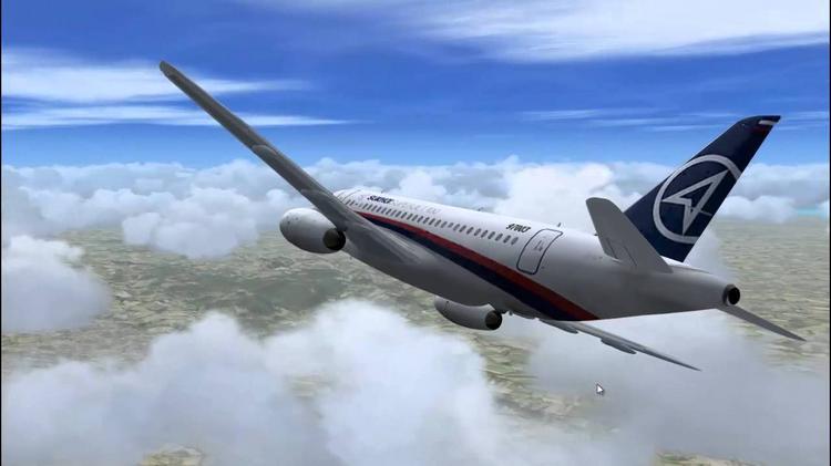 Sukhoi Superjet 100 оказался никому не нужен