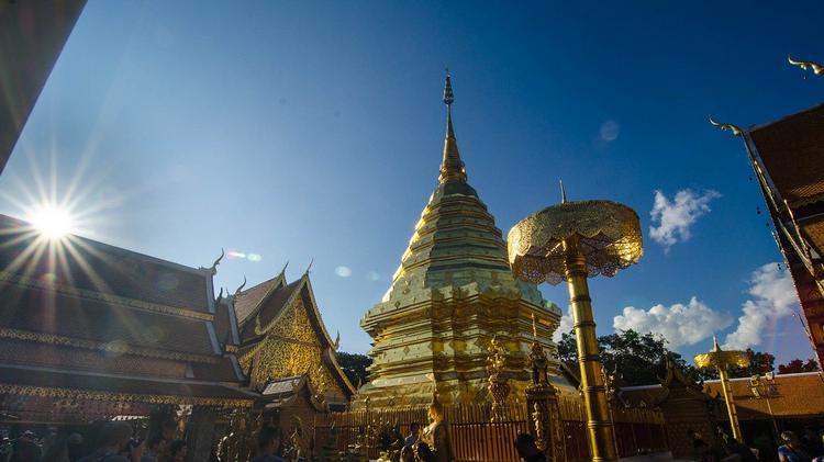 Где в мире жарко, сухо и комфортно в феврале, Туристам Коломны, турфирмы Таиланд
