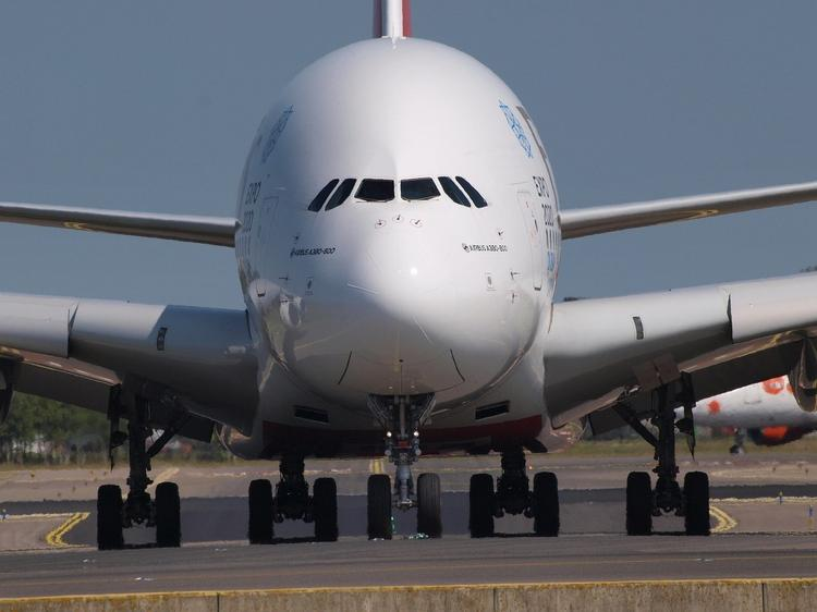 Так мог выглядеть самый большой частный самолет в мире, если бы проект не заморозили