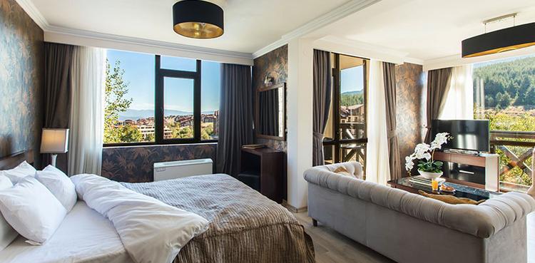 Кровать, как в 5-звездочном отеле: как устроить такую дома?