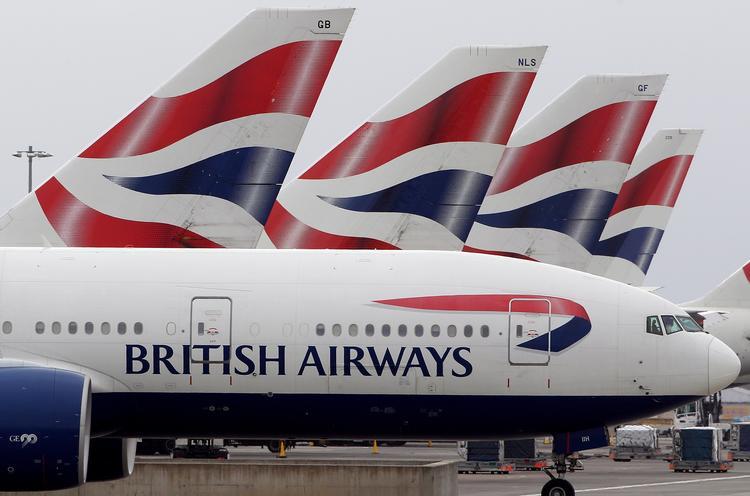 Все билеты British Airways, в том числе, на Новый год, теперьможно обменять или сдать без штрафа