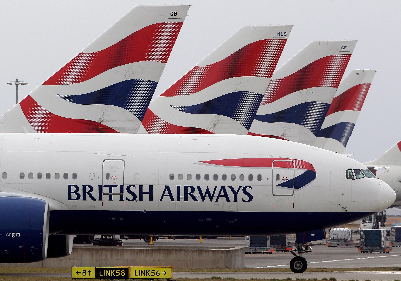 British Airways устроила Рождественскую распродажу аксессуаров из своих невостребованных самолетов