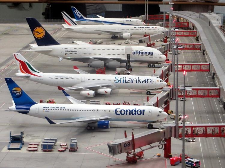 Шри-Ланка на следующей неделе возобновляет международное авиасообщение