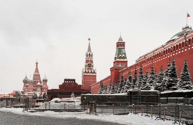 Новогоднее поздравление Деда Мороза Российской Федерации