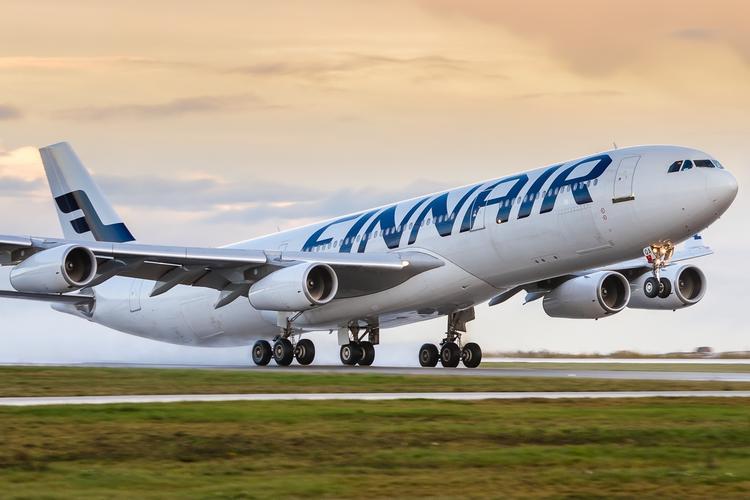 Finnair открыла продажу билетов в один конец на все рейсы по Европе по минимальным тарифам