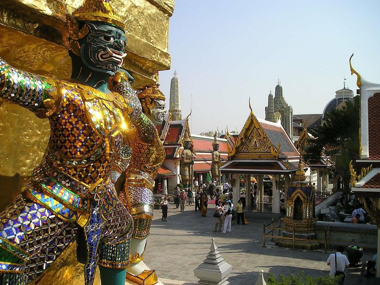 Таиланд готов отменить карантин по прибытии для вакцинированных туристов