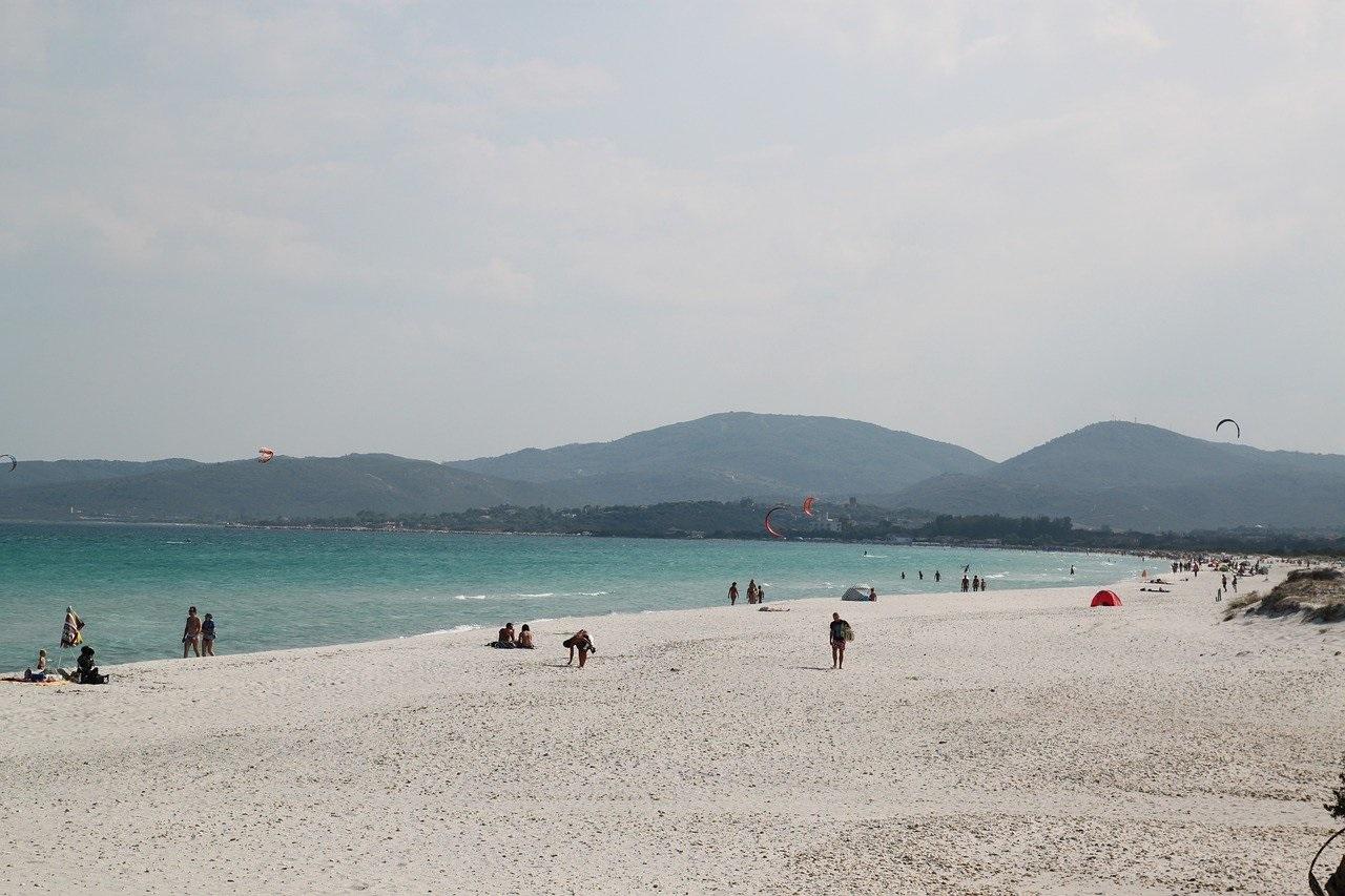 Полиция Сардинии за последнюю неделю оштрафовала туристов на 3000 евро