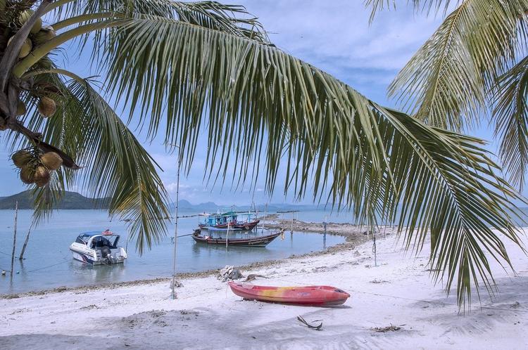 Путешествия на остров Самуи в Таиланде с 1 октября стали значительно проще